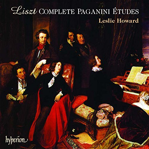 Franz Liszt Complete Piano Music Vol. 48. Howard*leslie (pno)