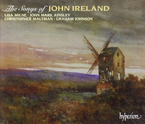 J. Ireland Songs Milne Ainsley Maltman &
