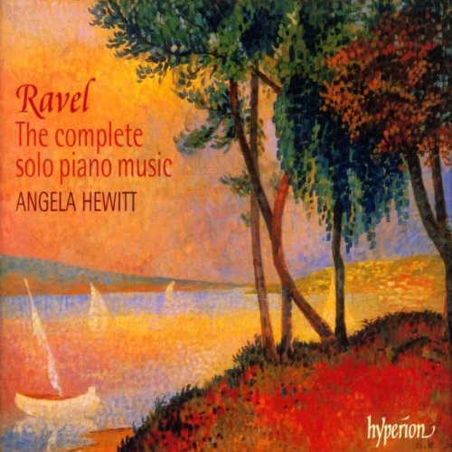 Joseph Maurice Ravel Works For Solo Piano Complete Hewitt*angela (pno)
