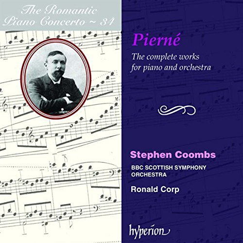 G. Pierne Piano Concertos Romantic Conce Coombs*stephen (pno) Bbc Scottish So