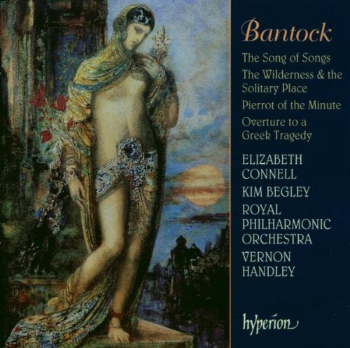 G. Bantock Song Of Songs Connell (sop) Begley (ten) Handley Royal Po