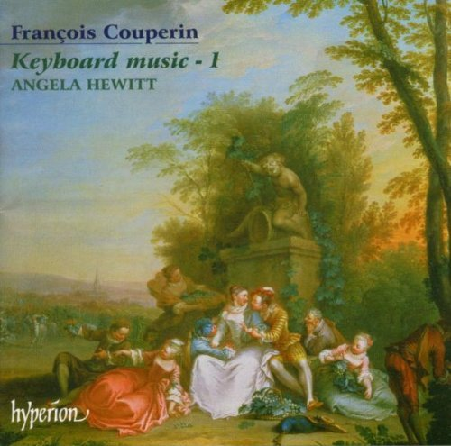 F. Couperin Keyboard Music Vol.1 Hewitt*angela (pno)