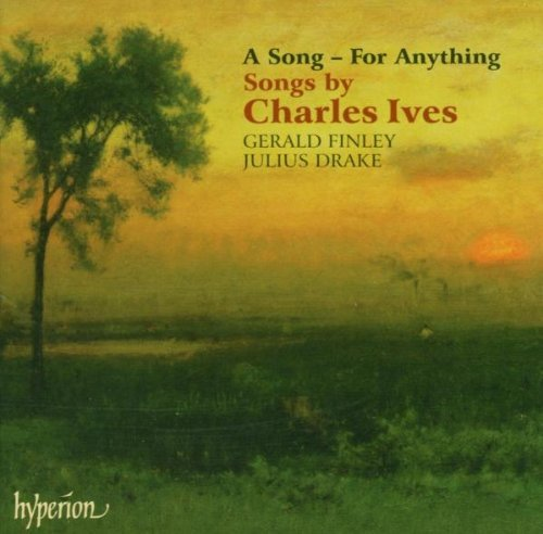 C. Ives Songs A Song For Anything Finley (bar) Drake (pno)