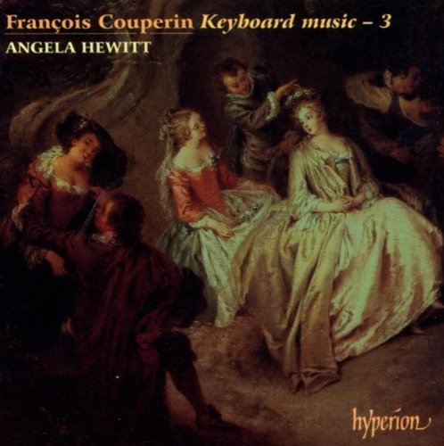 F. Couperin Keyboard Music Vol.3 Hewitt*angela (pno)