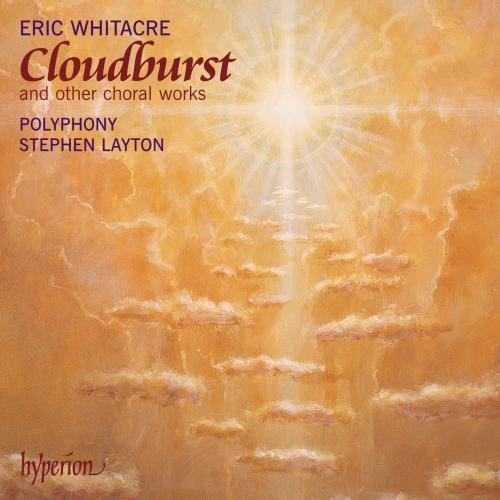 E. Whitacre Cloudburst & Other Choral Work Layton Polyphony