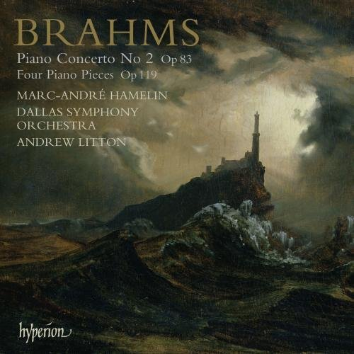 Johannes Brahms Piano Concerto No.2 Four Piano Hamelin (pno) Litton Dallas So