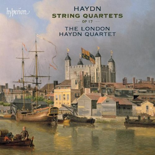 J. Haydn String Quartets Op.17 London Haydn Qrt 2 CD