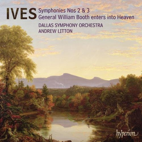 C. Ives Symphonies Nos. 2 & 3 General Sacd Albert (bar) Litton Dallas So