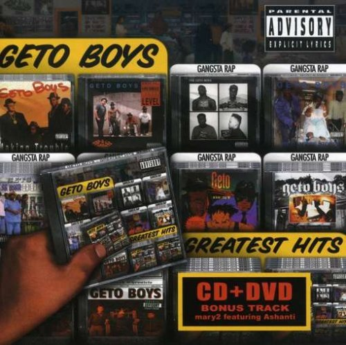 Geto Boys Greatest Hits Explicit Version Incl. DVD