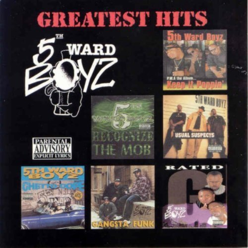 5th Ward Boyz Greatest Hits Explicit Version