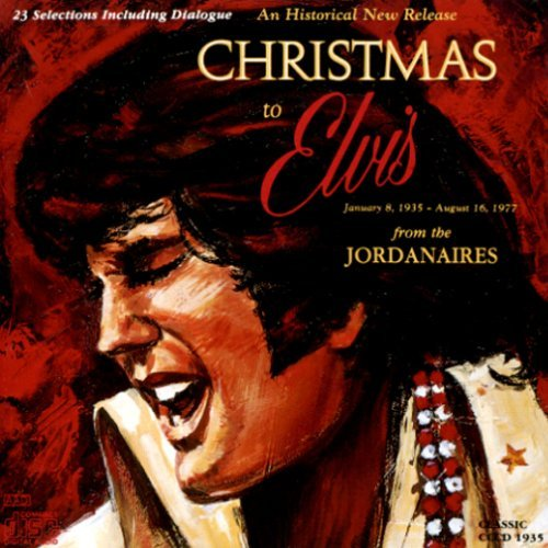 Jordanaires Christmas To Elvis