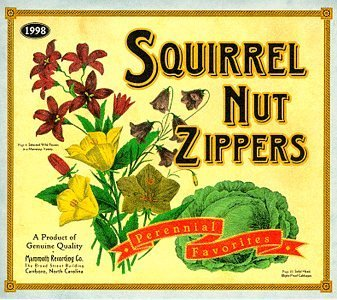 Squirrel Nut Zippers Perennial Favorites