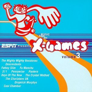 X Games Vol. 3 Music From The X Games Blink 182 Pennywise Pantera X Games