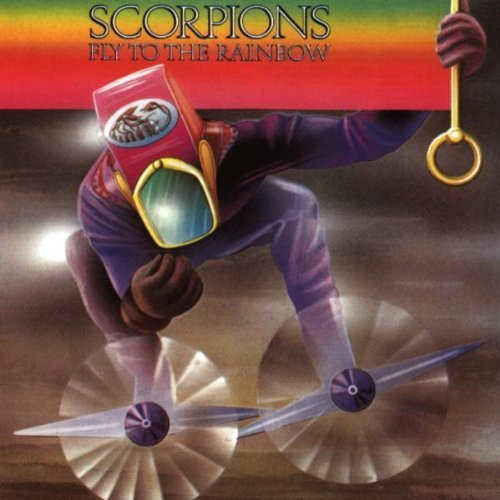 Scorpions Fly To The Rainbow Import Eu
