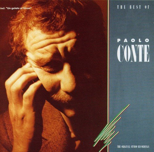 Paolo Conte Best Of Paolo Conte Import Eu