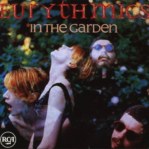 Eurythmics In The Garden Import Eu