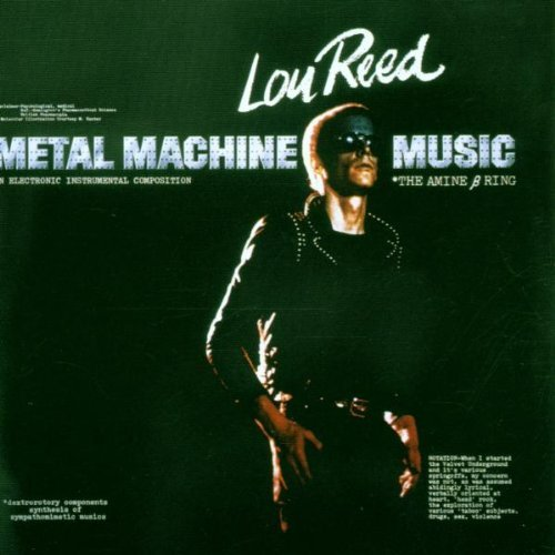 Lou Reed Metal Machine Music Import Deu
