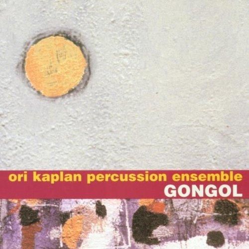 Ori Percussion Ensemble Kaplan Gongol