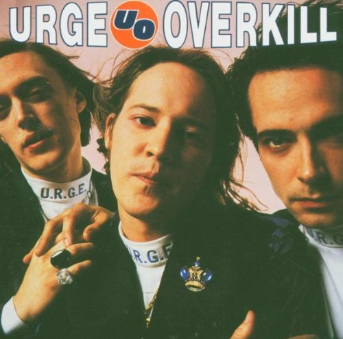 Urge Overkill Supersonic Storybook