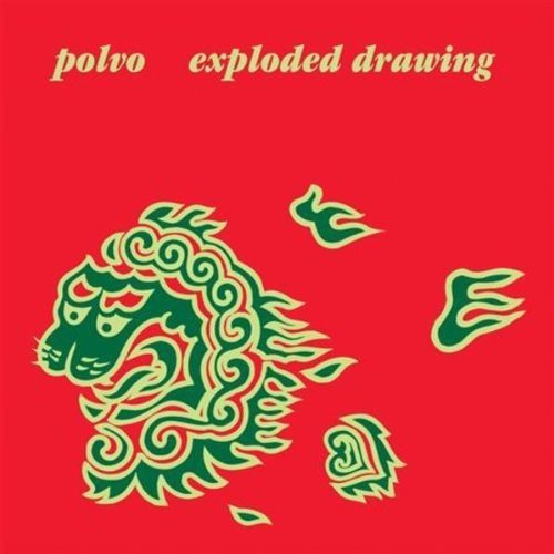 Polvo Exploded Drawing 2 Lp Set