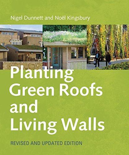 Nigel Dunnett Planting Green Roofs And Living Walls Revised Update