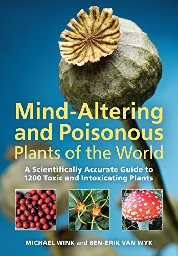 Michael Wink Mind Altering And Poisonous Plants Of The World