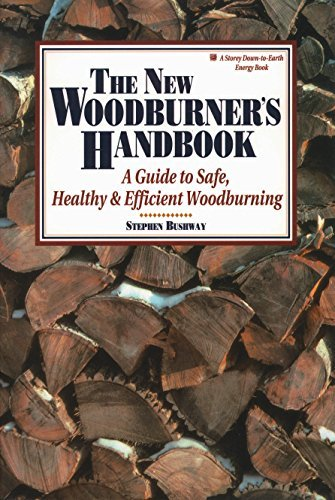 Stephen Bushway The New Woodburner's Handbook