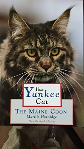 Marilis Hornidge That Yankee Cat The Maine Coon 0003 Edition;