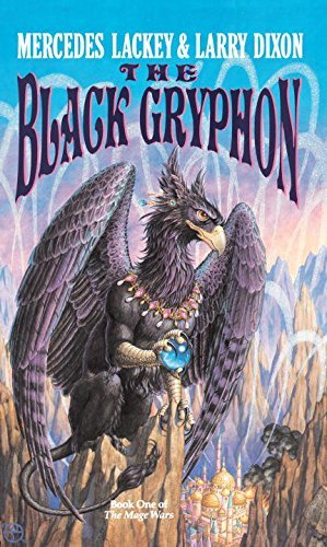 Mercedes Lackey The Black Gryphon