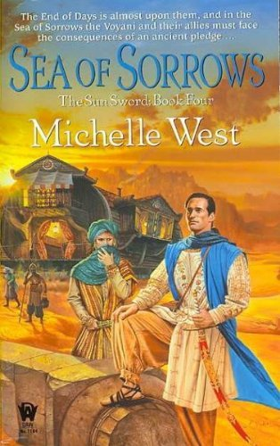 Michelle West Sea Of Sorrows The Sun Sword #4
