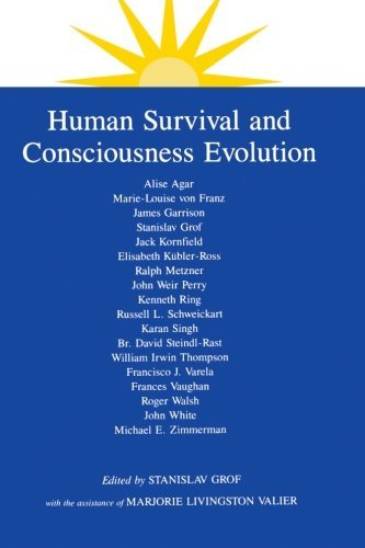 Stanislav Grof Human Survival And Consciousness Evolution