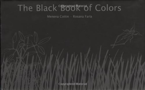 Menena Cottin The Black Book Of Colors