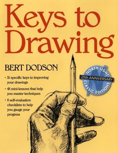Bert Dodson Keys To Drawing