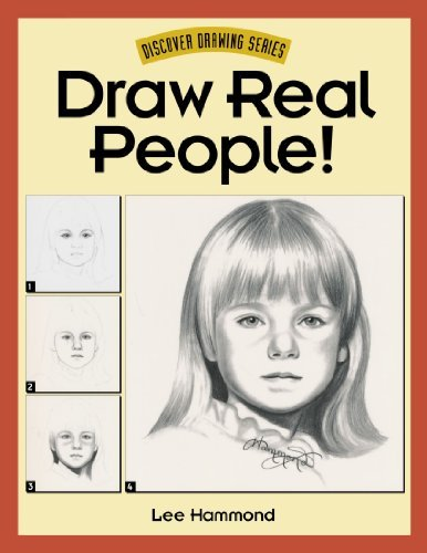 Lee Hammond Draw Real People! 0015 Edition;