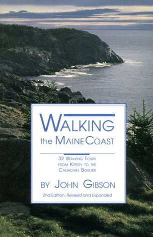 John Gibson Walking The Maine Coast