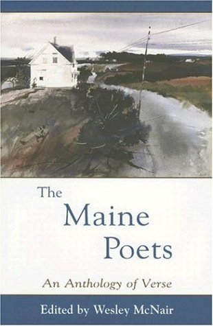 Wesley Mcnair Maine Poets The An Anthology Of Verse