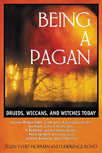 Ellen Evert Hopman Being A Pagan Druids Wiccans And Witches Today 0002 Edition; I>