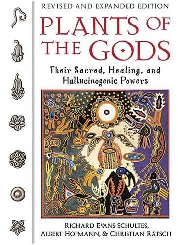 Richard Evans Schultes Plants Of The Gods Their Sacred Healing And Hallucinogenic Powers 0002 Edition;