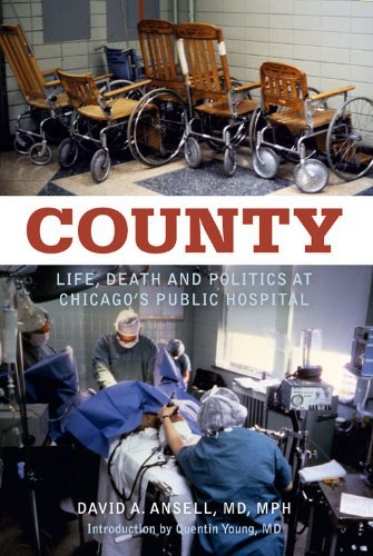 David A. Ansell County Life Death And Politics At Chicago's Public Hosp
