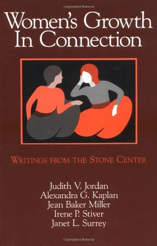 Judith V. Jordan Women's Growth In Connection Writings From The Stone Center