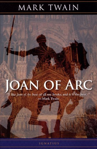 Mark Twain Joan Of Arc