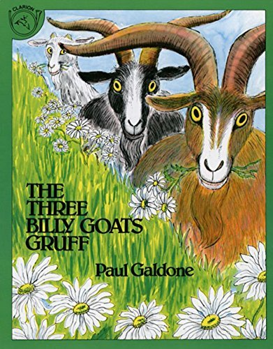 Paul Galdone The Three Billy Goats Gruff