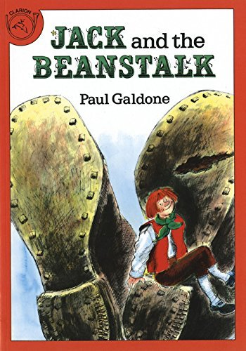 Paul Galdone Jack And The Beanstalk