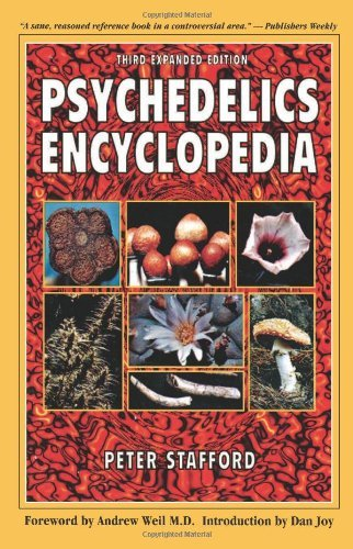 Peter Stafford Psychedelics Encyclopedia 0003 Edition;expanded