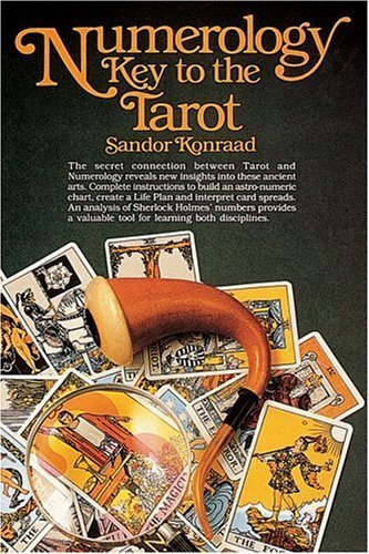Sandor Konraad Numerology Key To The Tarot