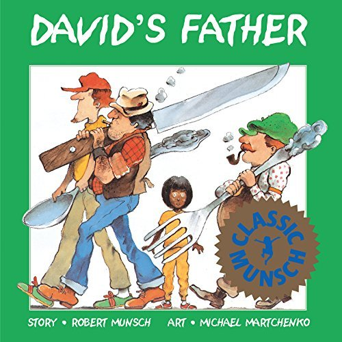 Robert Munsch David's Father