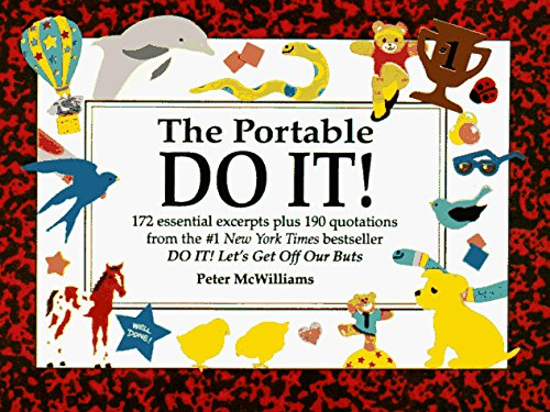 Peter Mcwilliams Portable Do It! Revised