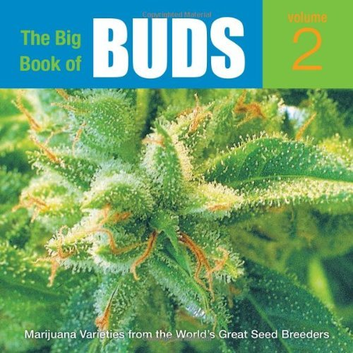 Rosenthal Ed Big Book Of Buds Vol.2