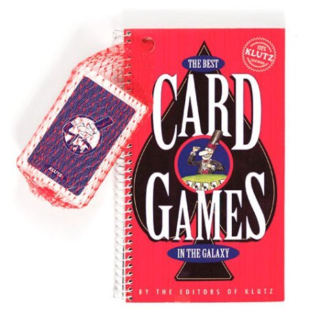 Klutz Klutz Book Of Card Games For Sharks & Other