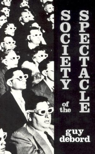 Guy Debord Society Of The Spectacle